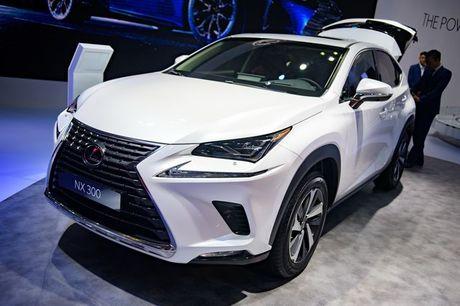 Lexus NX 2018 ra mat thi truong Viet Nam - Anh 3