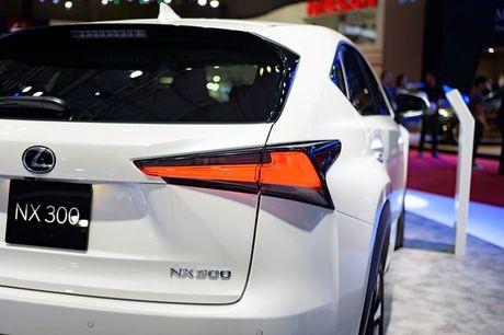 Lexus NX 2018 ra mat thi truong Viet Nam - Anh 4