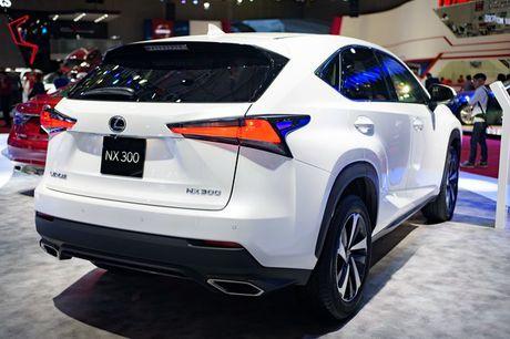 Lexus NX 2018 ra mat thi truong Viet Nam - Anh 5