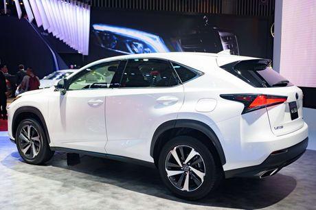 Lexus NX 2018 ra mat thi truong Viet Nam - Anh 6