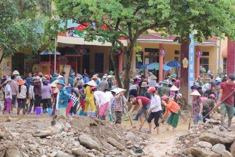 Lu quet o Mu Cang Chai: Truong hoc tan hoang truoc ngay khai giang - Anh 2