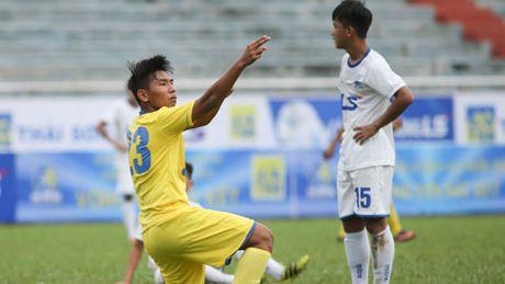 U15 HAGL truoc nguy co thanh cuu vuong, Tay Ninh thang phut chot - Anh 1
