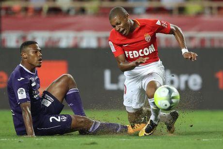 Monaco CUNG RAN: Mbappe chua bao gio muon ra di - Anh 1