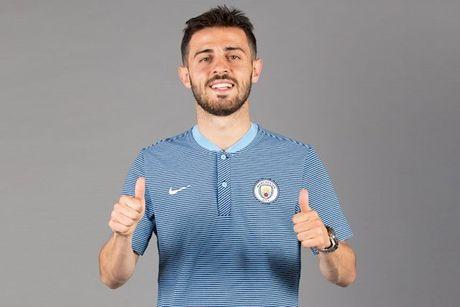 Vua da tran ra mat, Bernardo Silva da thay hop voi Man City - Anh 1