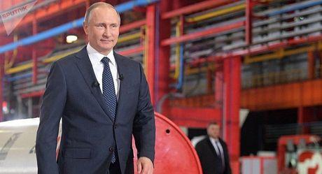 Ong Putin he lo thong tin moi ve kha nang tai tranh cu tong thong - Anh 1
