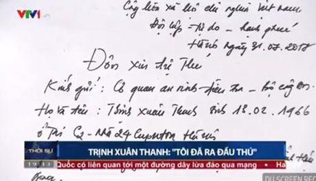 Ong Trinh Xuan Thanh 'dau thu' hay 'tu thu' de duoc giam nhe trach nhiem hinh su? - Anh 1