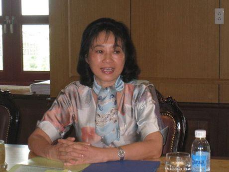 Ba Dang Thi Hoang Yen kiem luon Tong giam doc Cong ty Tan Tao - Anh 1