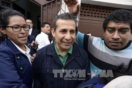 Toa an Peru bac yeu cau tai ngoai cua cuu tong thong Ollanta Humala - Anh 1