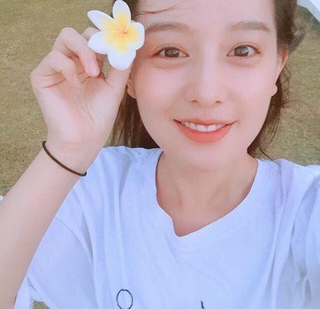 Sao Han 5/8: SNSD ngay ay - bay gio, Irene do cute voi em ut Yeri - Anh 3