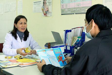 Viet Nam phat hien hon 3.500 ca mac HIV moi - Anh 1