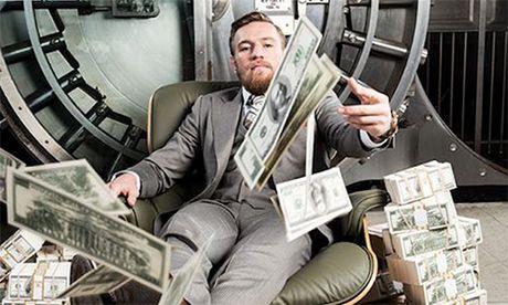 McGregor tu dat cuoc 1,17 trieu dola vao cua thang Mayweather - Anh 1