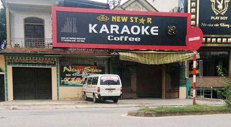 Ha Tinh: Mau thuan tai quan karaoke, mot thanh nien bi dam tu vong - Anh 1
