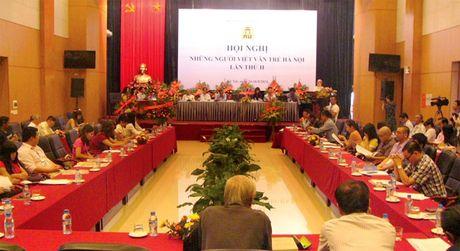 Dai hoi Hoi Nha van Ha Noi lan thu XII: Ky vong su dan than, cho doi nhung toa sang - Anh 1