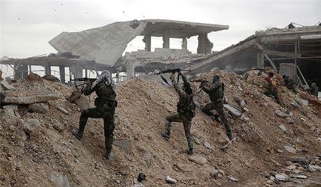 Tan cong quan doi Syria o Bac Hama, Al-Nusra bi sap bay - Anh 1