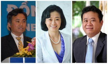ITA: Ba Dang Thi Hoang Yen thay em trai ngoi 'ghe nong' - Anh 1