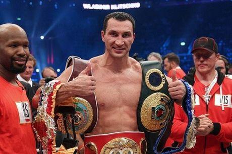 Nhung cot moc dang nho trong su nghiep Wladimir Klitschko - Anh 10