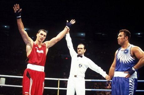 Nhung cot moc dang nho trong su nghiep Wladimir Klitschko - Anh 1