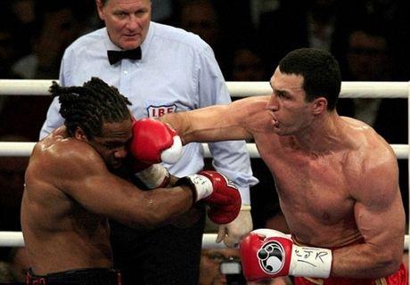 Nhung cot moc dang nho trong su nghiep Wladimir Klitschko - Anh 3