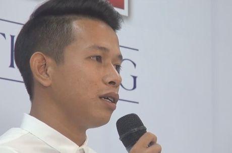 Nuoc mat Anh Khoa va 'bai hoc nhac lai' cho hoc tro Huu Thang - Anh 1