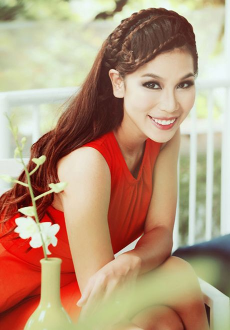 Mac chi trich, Khanh Ngoc van len tieng ung ho Phuong My Chi - Anh 2