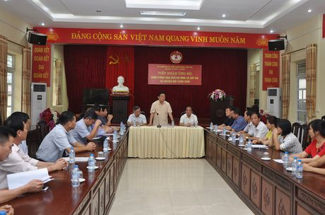 Bo truong Bo TN&MT Tran Hong Ha: Toi da chi dao tu truoc, can bo dang cong tac khong tham gia giai golf ky niem 15 nam thanh lap Bo - Anh 1