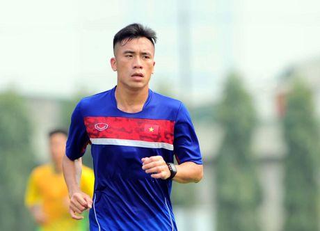 Mokpo vs U22 VN (1-4): Hong Duy, Duc Chinh lap cu dup - Anh 2