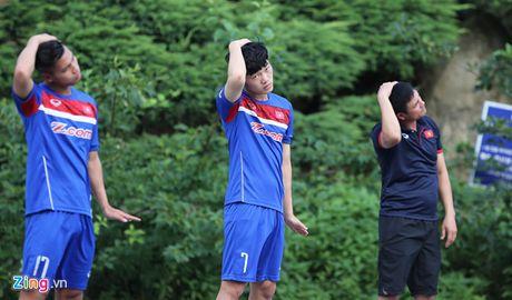 Mokpo vs U22 VN (1-4): Hong Duy, Duc Chinh lap cu dup - Anh 4