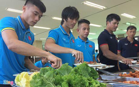 Mokpo vs U22 VN (1-4): Hong Duy, Duc Chinh lap cu dup - Anh 5