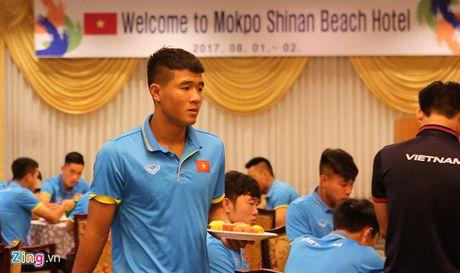 Mokpo vs U22 VN (1-4): Hong Duy, Duc Chinh lap cu dup - Anh 6