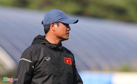Mokpo vs U22 VN (1-4): Hong Duy, Duc Chinh lap cu dup - Anh 8