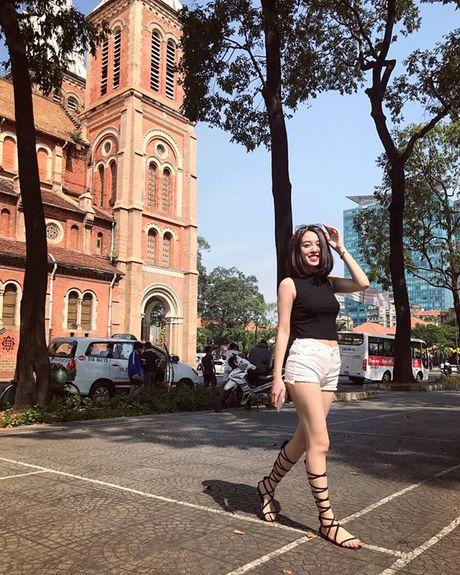 Nu sinh Hoc vien Hang khong Viet Nam chia se ly do thi Hoa hau Hoan vu - Anh 9
