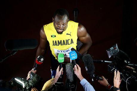 London: Lan cuoi cung cua Usain Bolt - Anh 1