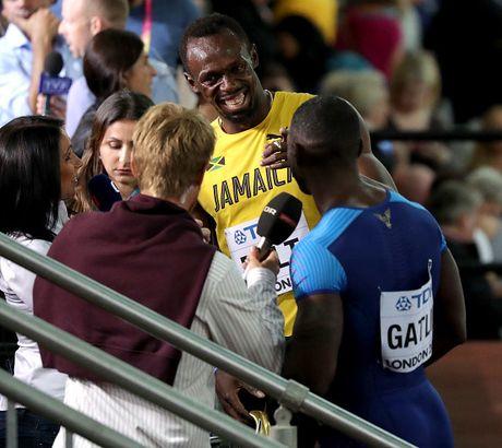 London: Lan cuoi cung cua Usain Bolt - Anh 2