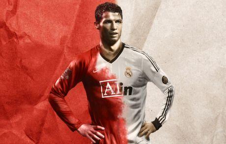 Ronaldo: 'Fan MU khong bao gio la o toi nhu fan Real' - Anh 7