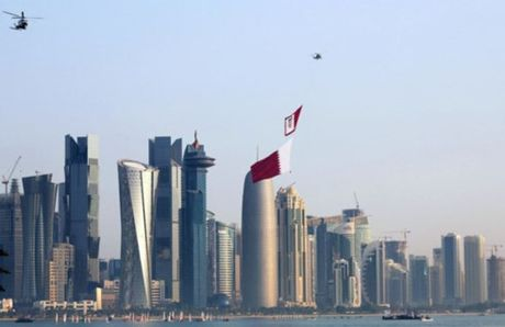 Tho Nhi Ky tinh dung duong bo qua Iran dua hang hoa sang Qatar - Anh 1