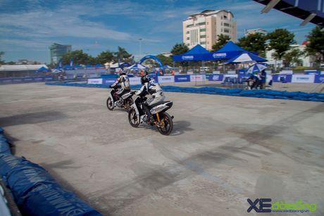 Yamaha GP 2017 tiep tuc chang thu hai tai Da Nang - Anh 7