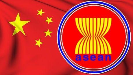 Ngoai truong Singapore: Quan he Trung Quoc-ASEAN o quy dao tich cuc - Anh 1