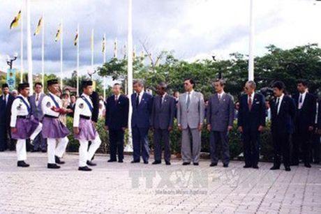 Gia nhap ASEAN: Quyet sach lich su cua Bo Chinh tri - Anh 1