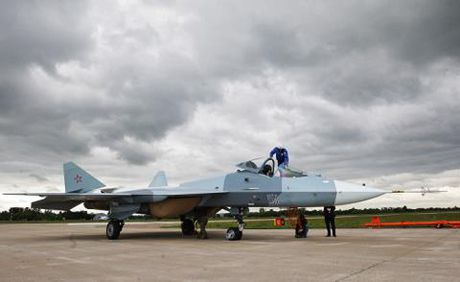 Su-57 la thu lang phi? - Anh 1