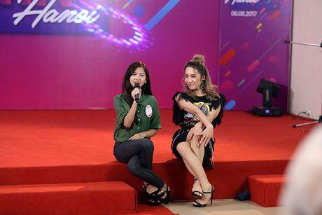 Hot girl 'chan khoeo, mat lac' gay bat ngo o cuoc thi Miss Teen - Anh 11