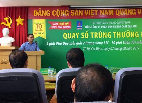 15 nong dan dau tien trung vang tu Dam Phu My - Anh 1