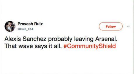 Sanchez vay tay chao, Fan Arsenal bat dau thay so - Anh 10