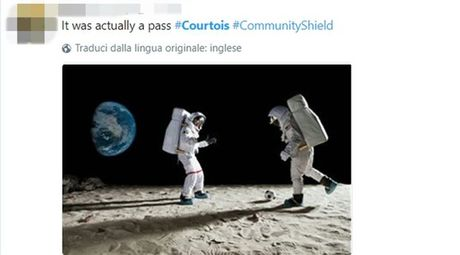 NASA met moi di tim trai bong cua Courtois - Anh 6