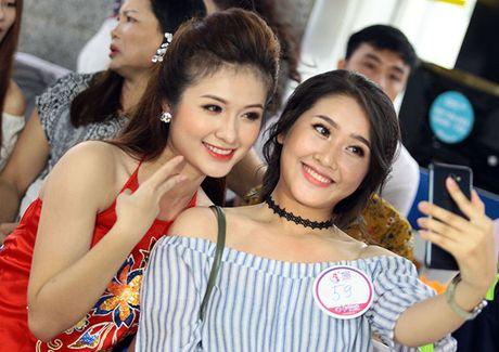Nhan sac xinh dep noi bat cua dan thi sinh Miss Teen 2017 - Anh 1