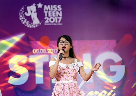 Nhan sac xinh dep noi bat cua dan thi sinh Miss Teen 2017 - Anh 7