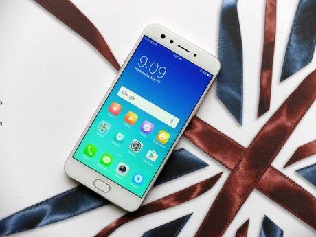 Top 4 smartphone selfie gia duoi 7 trieu dong - Anh 2