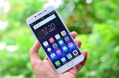 Top 4 smartphone selfie gia duoi 7 trieu dong - Anh 4