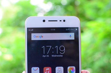 Top 4 smartphone selfie gia duoi 7 trieu dong - Anh 5