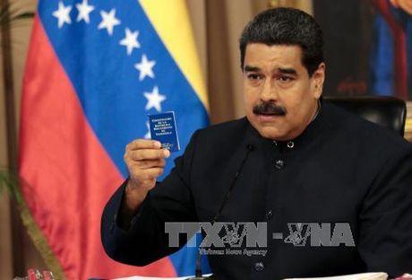 Venezuela lap uy ban chuyen trach dieu tra cac vu bao loan - Anh 1