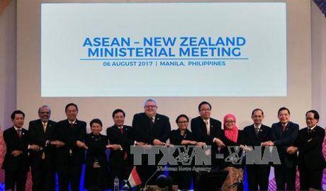 ASEAN - Vuon tam tu hop tac noi khoi - Anh 1